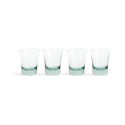 Sagaform Glas 4er-Pack