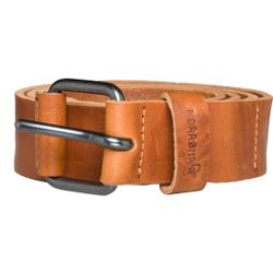 Norrona - /29 Leather Belt Brown - Gürtel - Größe: 85 cm