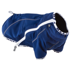 Hurtta Go Finland! Jacke blau, Größe: 75 cm