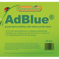 AdBlue® 10 l Kanister, PALETTENABNAHME