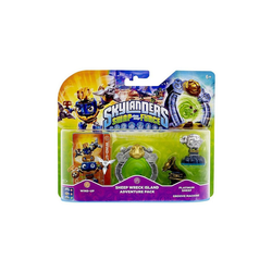 ak tronic Sammelfigur Skylanders Swap Force Adventure Pack Wave 2