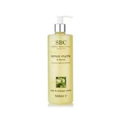 SBC Zitronenmyrte & Thymian Dusch- & Badegel 500ml