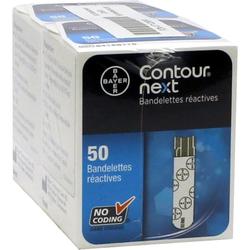 Contour Next Sensoren Teststreifen
