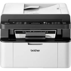 Brother MFC-1910W Schwarzweiß Laser Multifunktionsdrucker A4 Drucker, Scanner, Kopierer, Fax USB, W