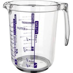 FACKELMANN Profi-Messbecher 1 Liter