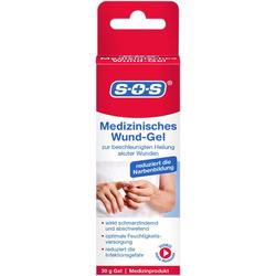 SOS Medizinisches Wund-Gel