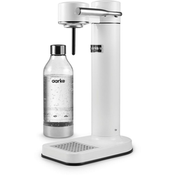 Aarke Wassersprudler Carbonator II, inkl. 1 PET-Flasche weiß