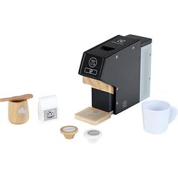 Electrolux Kaffeemaschine inkl. Kapseln, Holz
