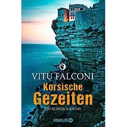 Korsische Gezeiten / Korsika-Krimi Bd.2. Vitu Falconi  - Buch