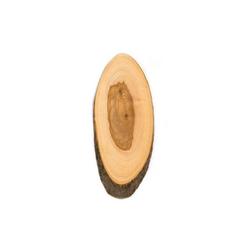 Klawe Servierplatte Servierbrett Esche oval 40 - 50 cm