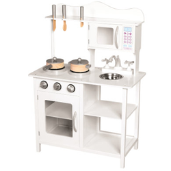 Bino Holz-Kinderküche Amelie