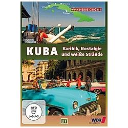 Kuba - Karibik  Nostalgie und weiße Strände - DVD  Filme