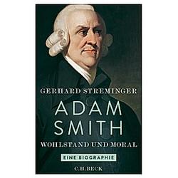 Adam Smith. Gerhard Streminger  - Buch