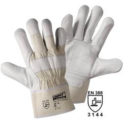 Worky L+D Robust 1576 Rindnarbenleder Arbeitshandschuh Größe (Handschuhe): 10, XL EN 388:2016 CAT