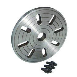 Planscheibe für Drehmaschine IKD 400 + IKD 555