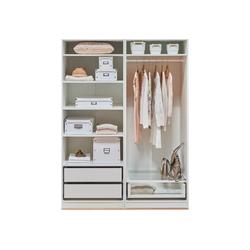 HTI-Living Aufbewahrungsbox Aufbewahrungsbox mit Deckel, Aufbewahrungsbox schwarz