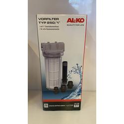AL-KO Vorfilter AL-KO 250/1 Zoll Hauswasserwerke 110156