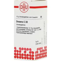 DROSERA C 30 Globuli 10 g