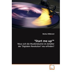 Start me up* als Buch von Markus Hillebrand