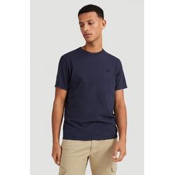 "O'Neill T-Shirt ""Oldschool"" blau L"