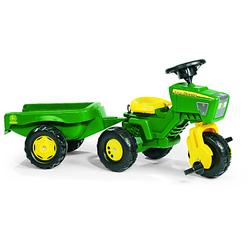 Rolly Toys Traktor mit Anhänger rolly Trac John Deer