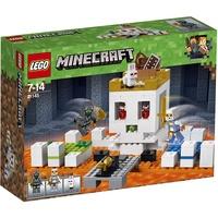 Lego Minecraft Die Totenkopfarena 21145