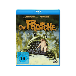 DIE FRÖSCHE Blu-ray