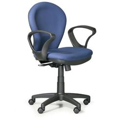 Bürostuhl lea, blau