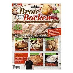 Brote Backen. Tommy Weinz  - Buch