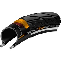 "Continental Contact Plus Travel Clincher Tyre 28"" E-25 Reflex schwarz 42-622   28x1,60"" 2020 E-Bike Reifen"