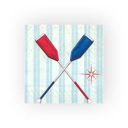 VBS Papierserviette Serviette Paddel, (5 St), 33 cm x 33 cm