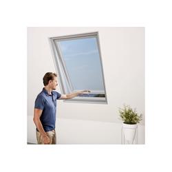 Moskitonetz für Dachfenster, Insektenschutzgitter, BxH: 130x150 cm