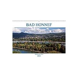 Bad Honnef - Rheinisches Nizza (Wandkalender 2021 DIN A3 quer)