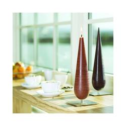 Amabiente Kerzenhalter CALLA Kerzenständer TE1 Edelstahl matt
