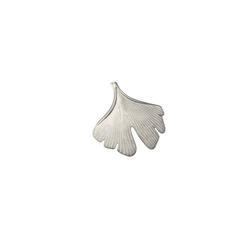 Vivance Kettenanhänger 925/- Sterling Silber Ginkgo, Anhänger