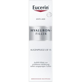 Eucerin Hyaluron-Filler Augenpflege Creme 15 ml
