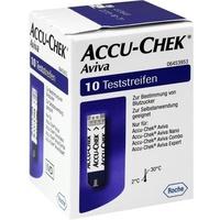Roche Accu-Chek Aviva Teststreifen Plasma II
