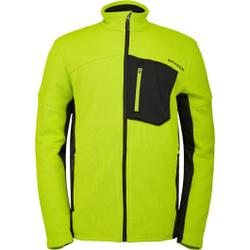 Spyder - Bandit Full Zip Bright Green - Fleece - Größe: S