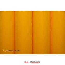 Oracover Bügelfolie Oracover cub gelb (2 Meter) / X3004