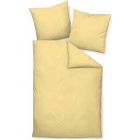 gelb 135 x 200 cm + 80 x 80 cm