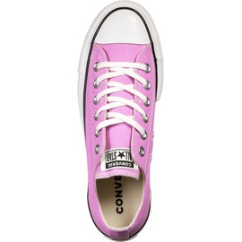 Converse Chuck Taylor All Star Platform Seasonal Low Top peony pink/white/black 39