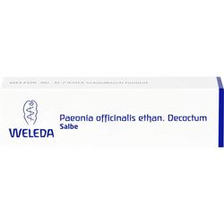 PAEONIA OFFICINALIS ethan.Decoctum Salbe 25 g