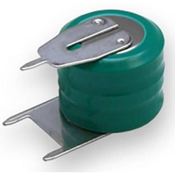 Varta V3/15H-SLF ++/- Knopfzellen-Akku 15H NiMH 15 mAh 3.6V 1St.