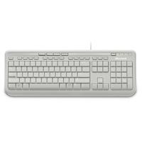 Microsoft Wired Keyboard 600 DE weiß (ANB-00028)