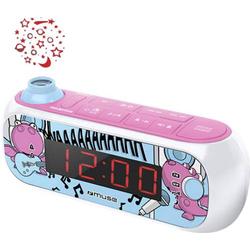 Muse M-167 KDG Kinderradio AUX, UKW Pink