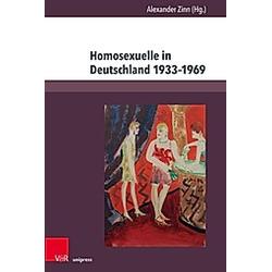 Homosexuelle in Deutschland 1933-1969 - Buch