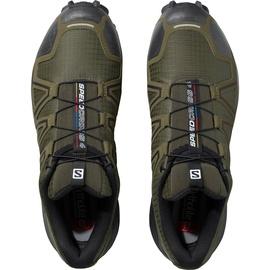 Salomon Speedcross 4 M grape leaf/burnt olive/black 40