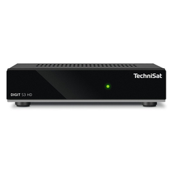 TechniSat DIGIT S3 HD Sat-Receiver schwarz SAT-Receiver