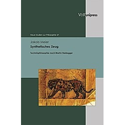 Synthetisches Zeug. Jakob Meier  - Buch