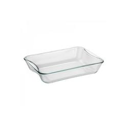 SIMAX Auflaufform Glas Auflaufform Brat- und Backschale 31 x 23 cm eckig, Glas